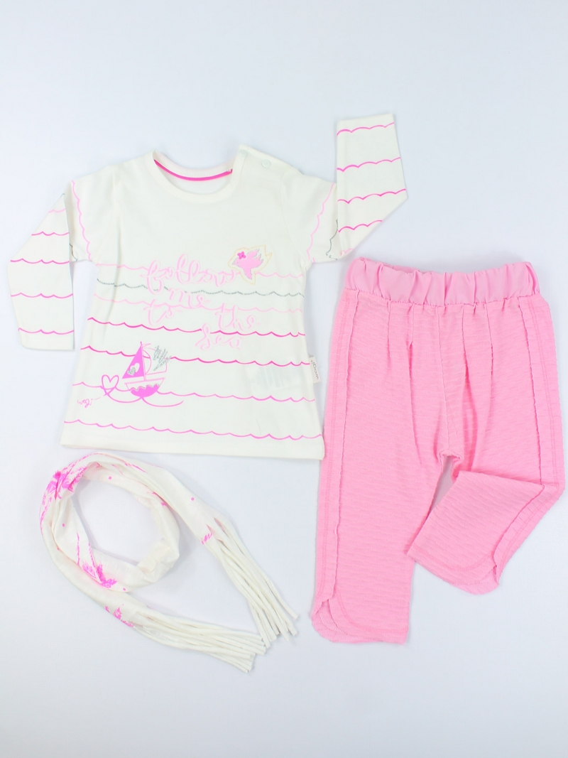 SEA GİRL 3LÜ SWEAT SET